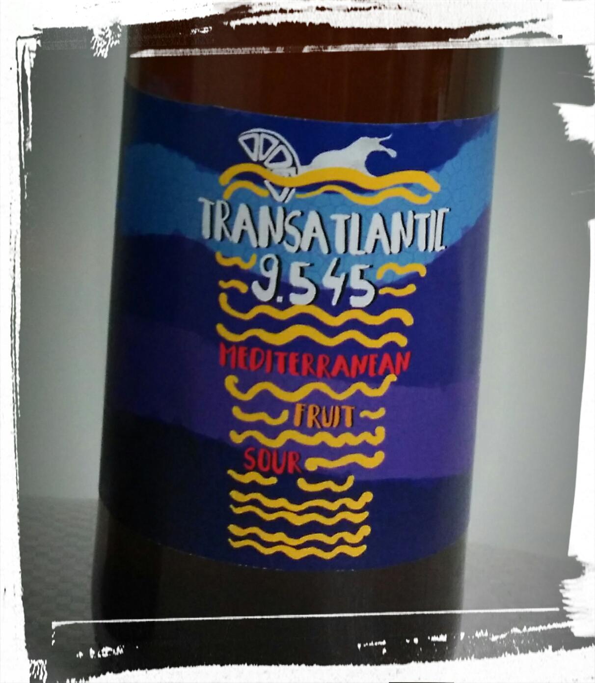 La Transtalantic 9545, una de les nostres cerveses artesanes de la sèrie Brewed among friend